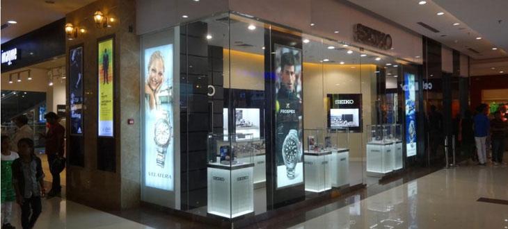 96421cf7001 SEIKO WATCH   Stores - Seiko Centers   Boutiques